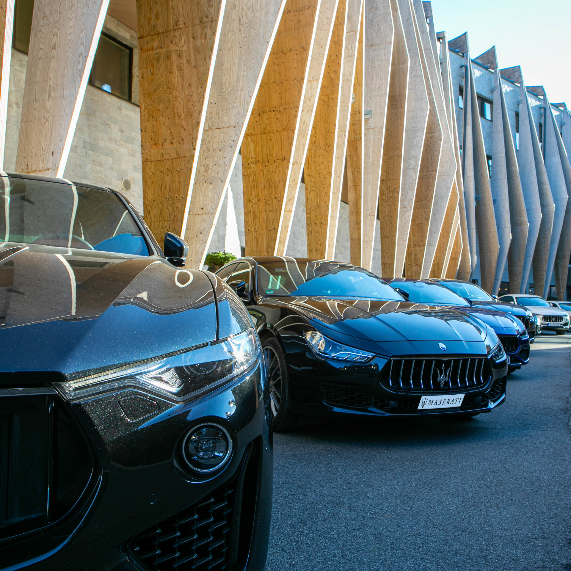 Maserati Modena Roadtrip
